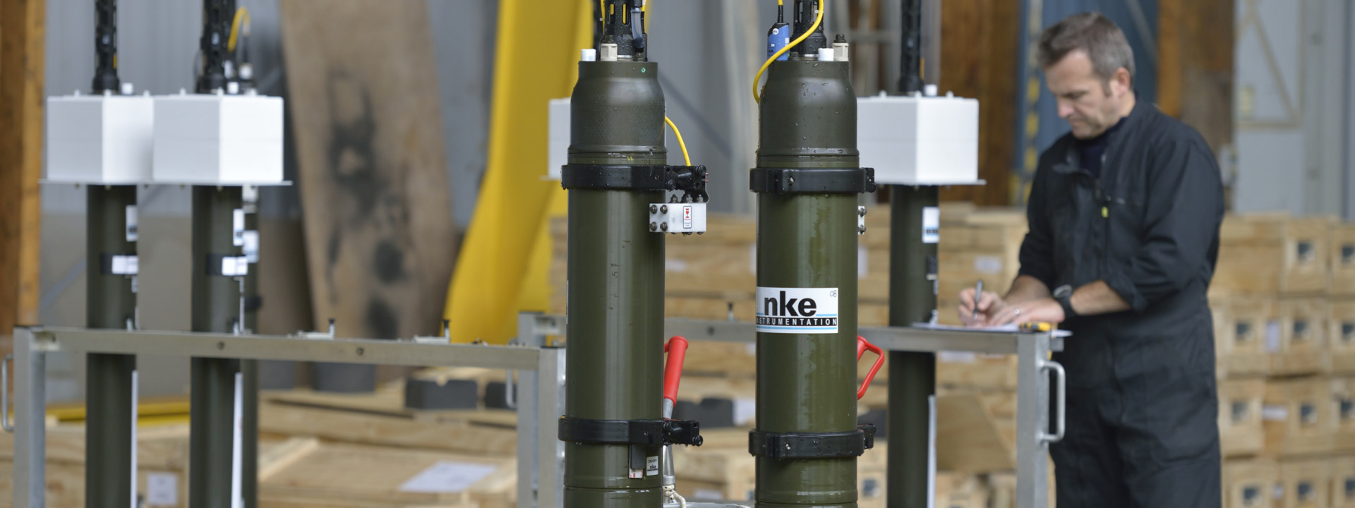 Arvor and Provor tested in Ifremer tank - 2014