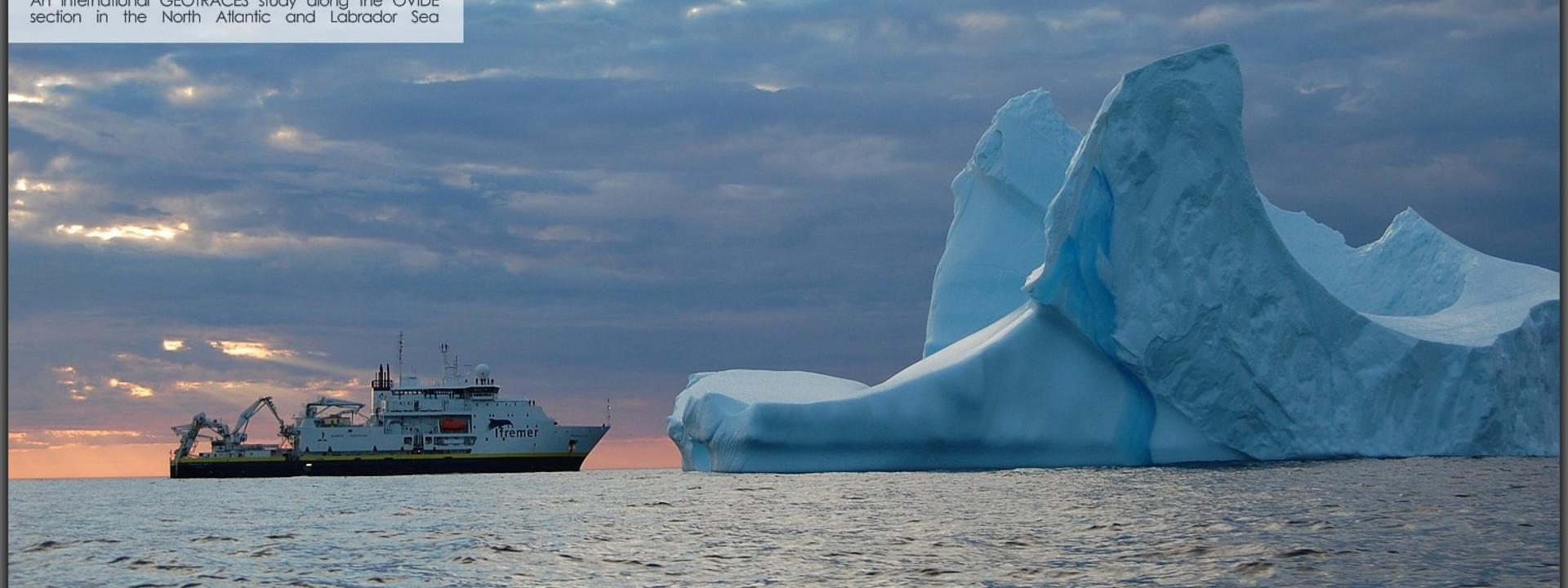 Geovide campaign in North Atlantic