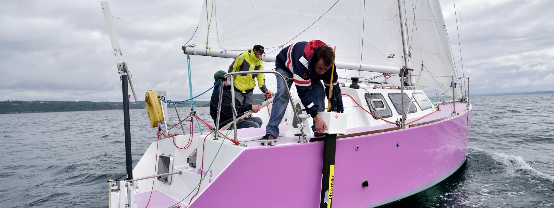 MeijeII sailing boat - May 2015