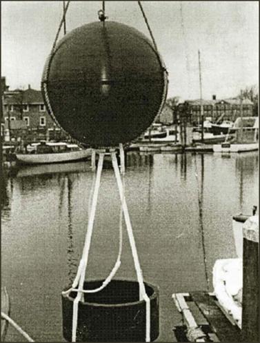 SOFAR Float